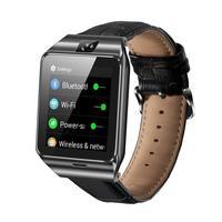 QF09 Android 4.4 Smart Watch GPS Navigation Wifi 3G SIM Card Watch Phone Pedometer Sleep Tracker Fitness Smartwatch Camera