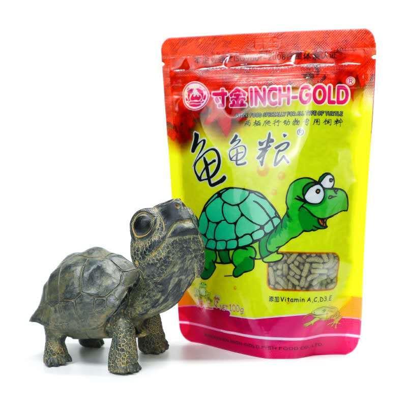 Floating Sticks Nutrition Amphibia Turtle Food Turtle Feed Aquarium Pet's Food 10g/pack