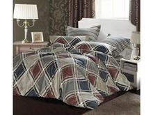 Комплект постельного белья семейный СайлиД, B, с орнаментом