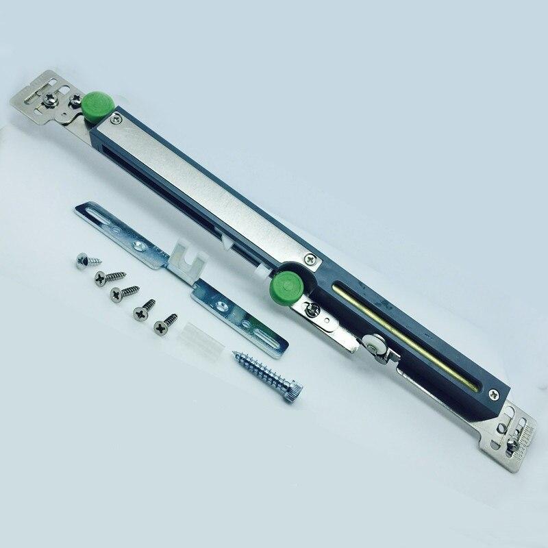 2 paires (2 gauche + 2 droite)/Lot meilleur amortisseur de porte coulissante tampon pour armoire placard placard
