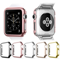 Hard PC Material Protective Cover Case for i-Watch Apple Watch Series 1/2 38mm 42mm Shockproof Dustproof Precise Cutouts Frame