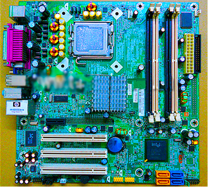 motherboard for DX2700 2708 963 435316-001 433195-001 System Board fully 100% working Desktop tested osherson an invitation to cognitive science – v3 thinking cloth