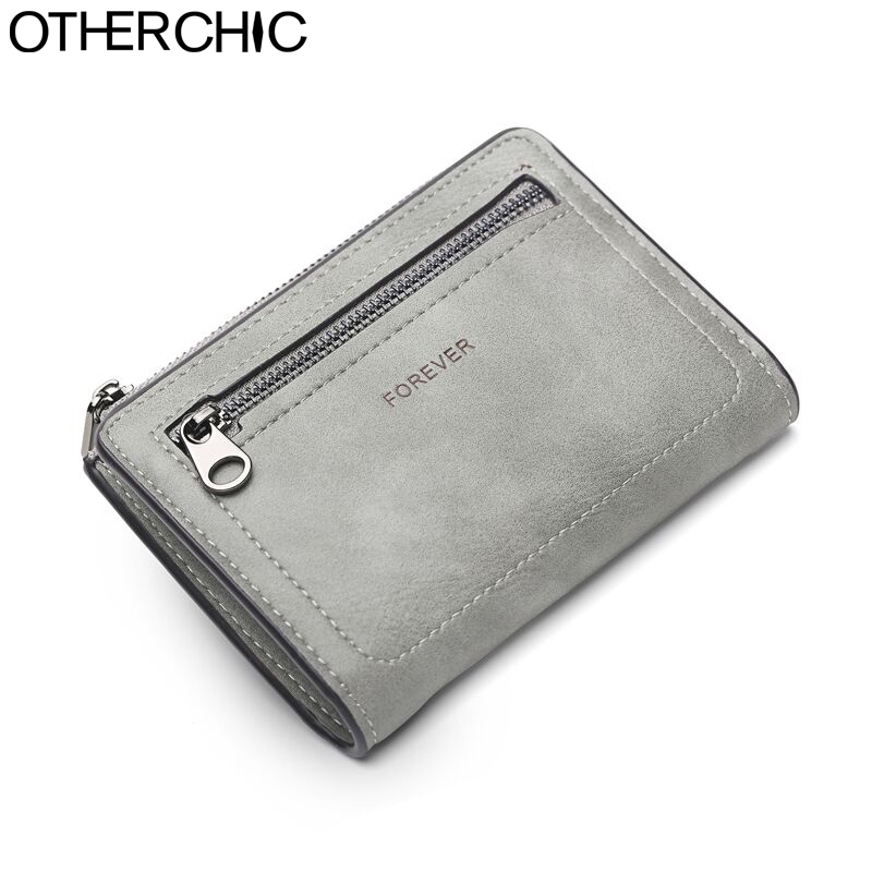 OTHERCHIC Women Short Wallets Small Simple Wallet Zipper Coin Pocket Purse Woman Female Roomy Wallet Purses Money Bag 7N01-14 otherchic women short wallets small simple wallet zipper coin pocket purse woman female roomy wallet purses money bag 7n01 14