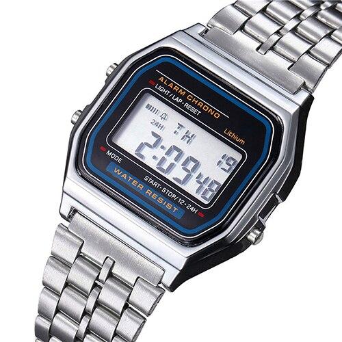 электронные часы наручные женские фото