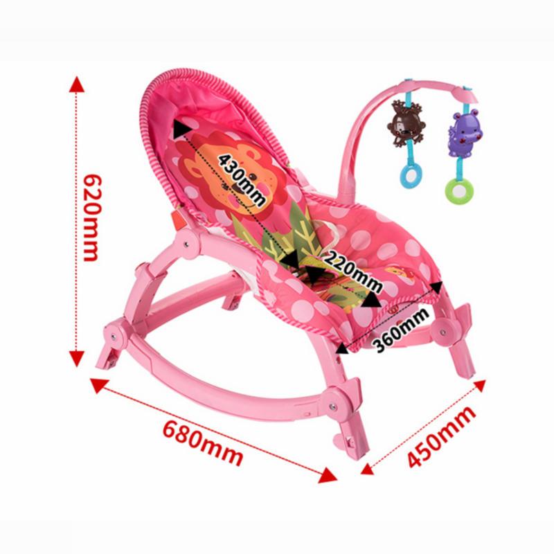 piękne dziecko elektryczne bujane krzesło 2016 najnowsze dziecko - Aktywność i sprzęt dla dzieci - Zdjęcie 6