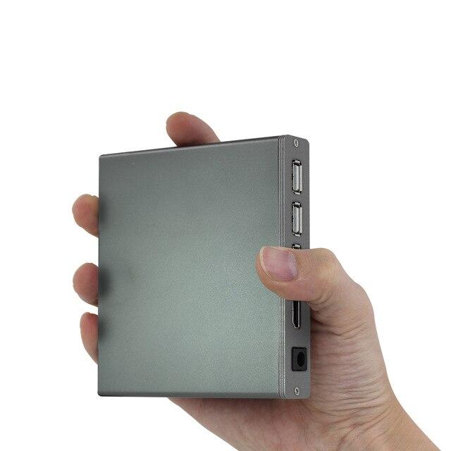 Безвентиляторный Intel Atom Z8300 2 ГБ Оперативная память 32 ГБ EMMC мини-компьютер PC Win10 HTPC ТВ Box 300 м Wi-Fi HDMI 5xUSB2. 0 Bluetooth 4.0