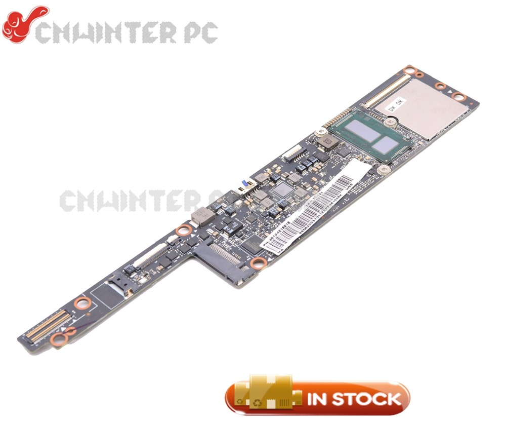 NOKOTION AIUU2 NM-A321 5B20H30466 For Lenovo yoga 3 pro-1370 Laptop Motherboard M-5Y71 CPU 8GB Ram on board 7 6v 44wh 5790mah 4 cells l13m4p71 laptop battery for lenovo yoga 3 pro 1370 series yoga 3 pro 1l370 yoga3 pro 1370 computer