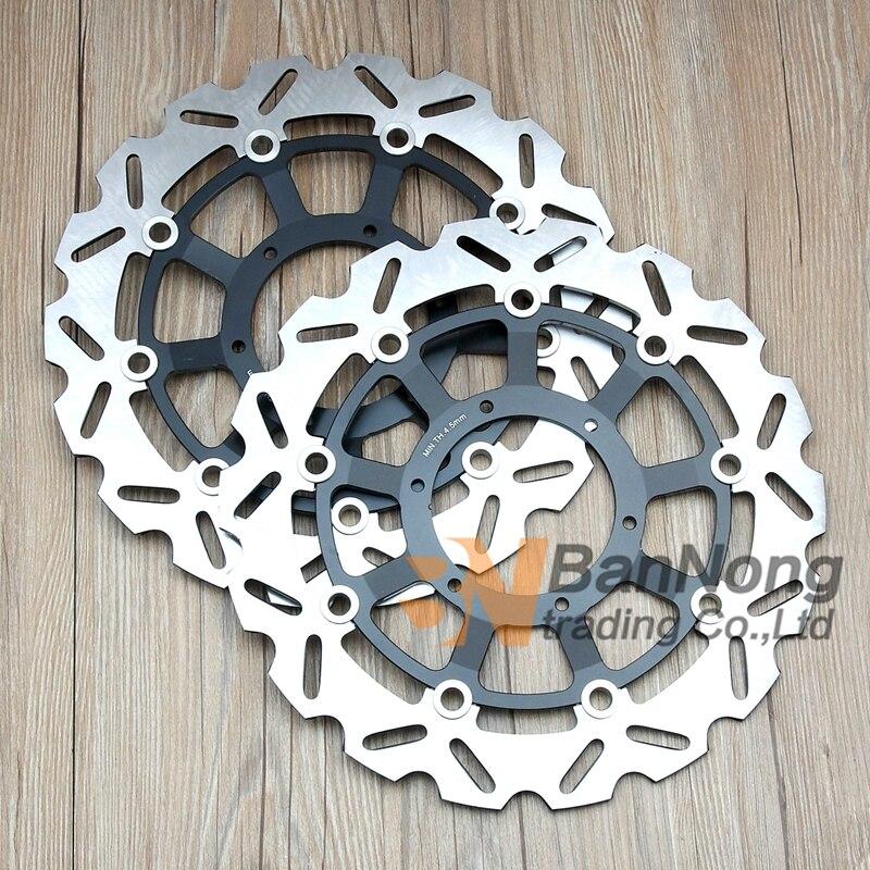 Motorcycle Front Brake Disc Rotors For Honda CB1000R CB1000 R 2008 2016