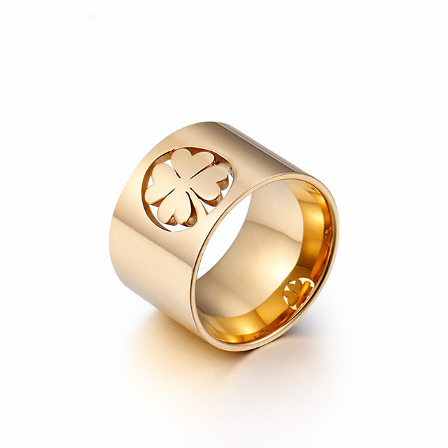 Stainless Steel Ring 2