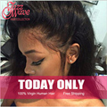 Alipearl Hair Ear To Ear 360 Lace Frontal With Bundles Straight Brazilian Virgin Hair With Full Lace 22.5*4*2 Natural Hairline
