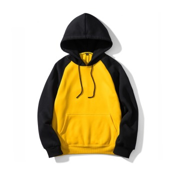Color Block Hoodies 1