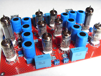 hot sale amplifier board jadis JP 200 semi finished products ( including tubes with ordinary socket )