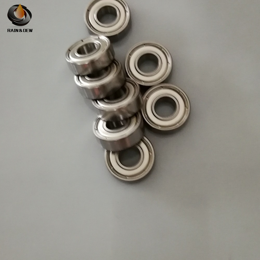 10Pcs High Quality 698 698ZZ 698RS 698-2Z 698Z 698-2RS ZZ RS RZ 2RZ Ball Bearings ABEC-7 8x19x6 mm Bearing image