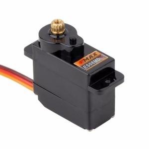 Image 4 - EMAX Servo Digital ES08MDII ES08MD II, Mini engranaje de Metal de alta velocidad, 12g/2,4 kg, 4 Uds.