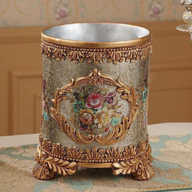 Umbrella Flower Vase Barrel Of Modern European Style Decoration