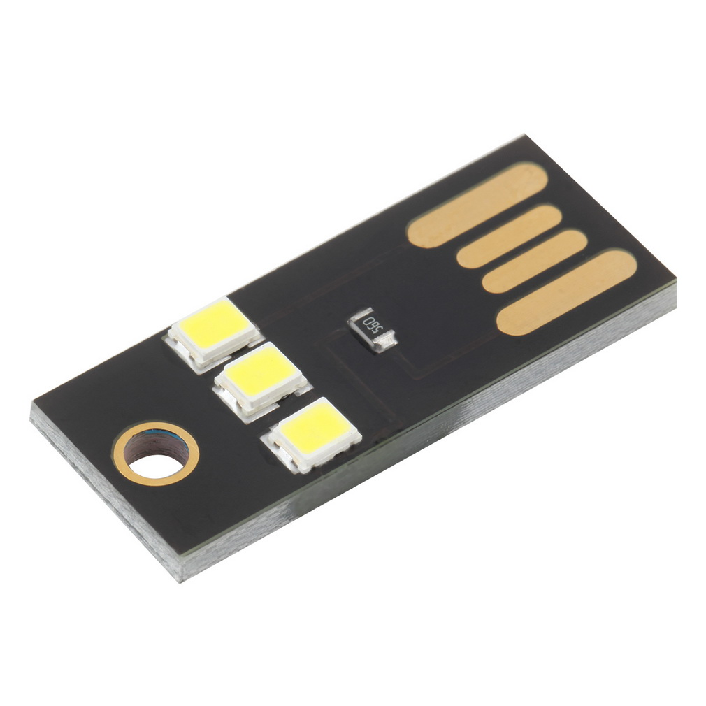 Mini USB Power LED Light Ultra Low Power 2835 Chips Pocket Card Lamp Portable Night Camping Eqpment For Power Bank Computer