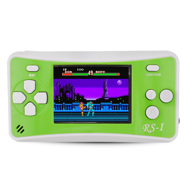 Portable Handheld Game Player