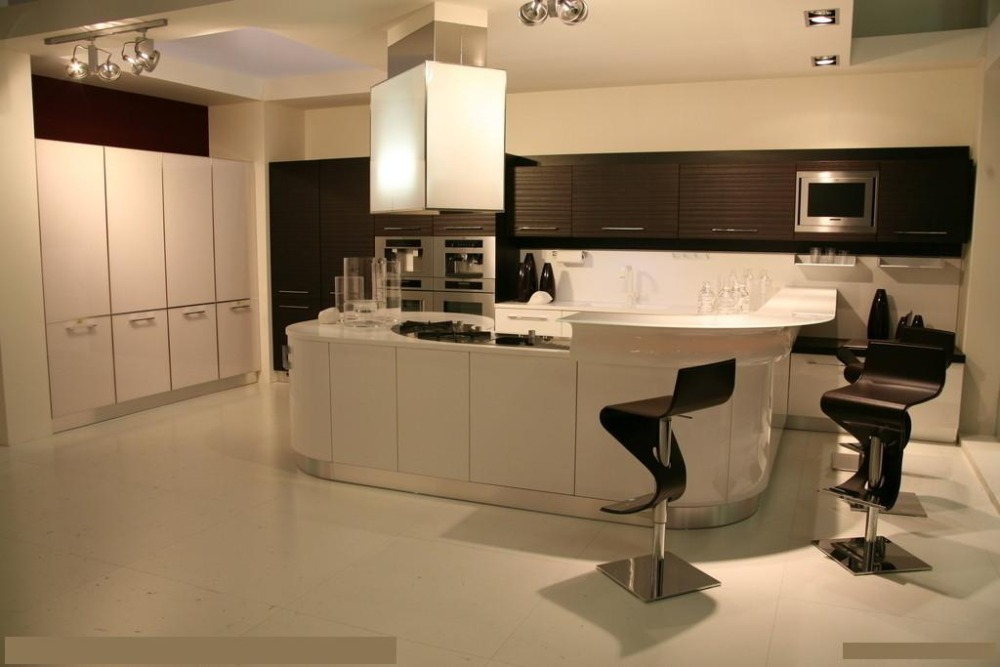 2016 high gloss modern kitchen mdf acrylic kitchen cabinet for Modern kitchen cabinets 2016