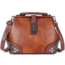 Женская кожаная сумка, новая женская сумка с вышивкой для губной помады, разнообразные цвета, модный дизайн, дикая, практичная сумка с благородным темпераментом, сумка Messenger