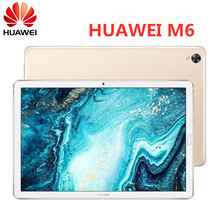 HUAWEI M6 4G Phablet 10.8 Inch Android 9.0 HiSilicon Kirin 980 1.8GHz 4GB + 64 GB/ 128GB Máy Tính Bảng Bluetooth 5.0 Camera Kép(China)
