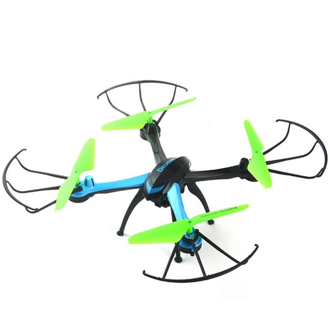 4ch 2.4 ghz 6 ejes gyro drone jjrc h98 0.3mp cámara Modo sin cabeza 360 Grados d