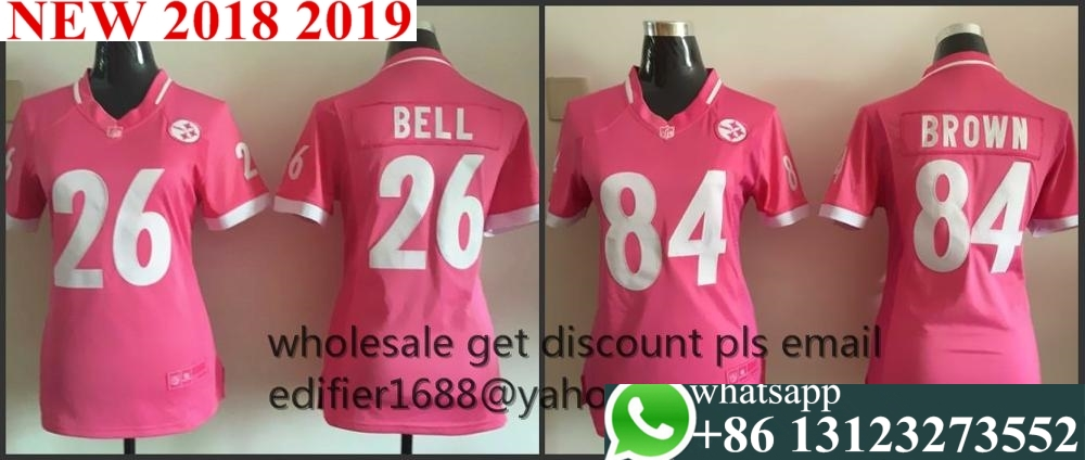 a39a7432126 Buy antonio brown jersey and get free shipping on AliExpress.com