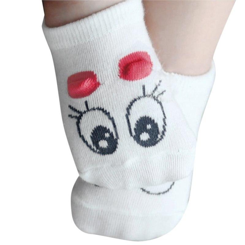 Unisex Cotton Baby Socks Kids Children Cute Infant Toddler Boys Girls Floor Socks