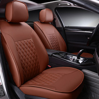Custom made/ Leather car seat cover For Audi A6L Q3 Q5 Q7 S4 A5 A1 A2 A3 A4 B6 b8 B7 A6 c5 c6 A7 A8 car accessories styling