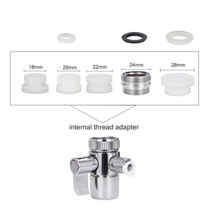 Image 5 - 6pcs Nozzle Faucet Water Dental Flosser Portable Oral Irrigator Switch Jet Floss Toothbrush Irrigation SPA Teeth Tooth Cleaning