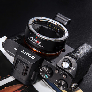 Image 5 - Viltrox EF NEX IV Auto Focus Lens Mount Adapter for Canon EF/EF S Lens to Sony A7RIII A7III A7II A6300 A6500 A9 E Mount Camera