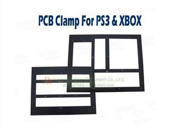 PS3 et XBO X360 PCB clamp jig graisse PCB Soutien Clamp support