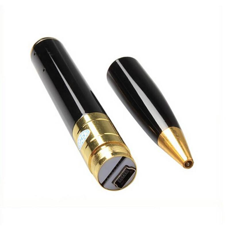 High Definition 720*480 Recording Pen Portable HD USB Video Recorder Writing Pens Evidence Tool