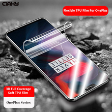 CIAXY Front + Back 3D Full Cover Premium Screen Protector fo