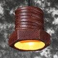 Edison Loft Style Pendant Light Vintage Industrial Lighting Ceramic Lamp Dining Room Luminaire Hanging For Home Decorate