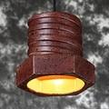 Edison sótão luz pendente do Vintage estilo Industrial iluminação da lâmpada de cerâmica sala de jantar luminária pendurado para casa decorar