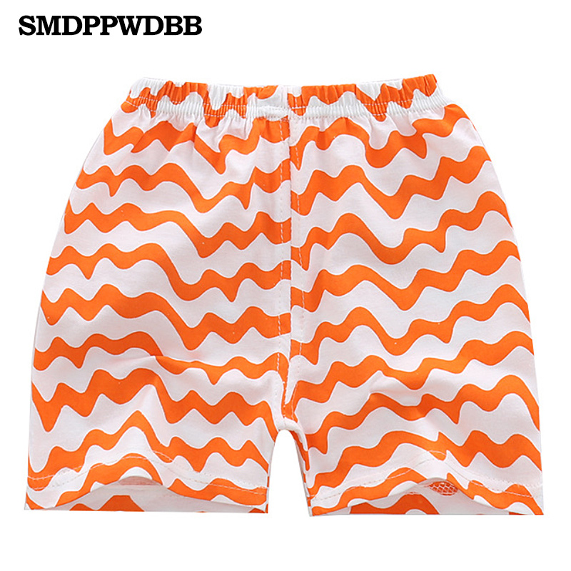 SMDPPWDBB Cotton Baby font b Kids b font Shorts Children Summer Loose Short Pants For Boys