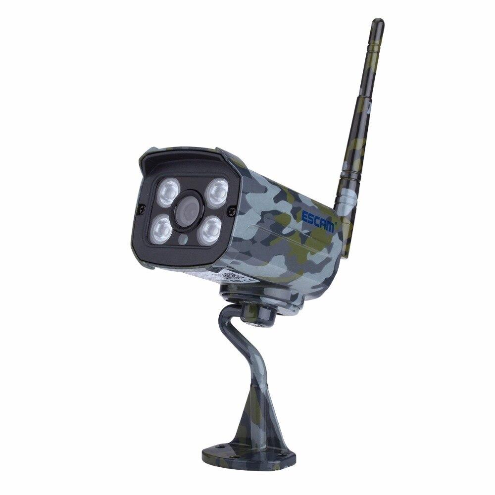 Caméra IP Escam QD900S 2MP HD 1080 P WIFI balle infrarouge extérieure étanche IP66 jour nuit caméra sans fil CCTV de sécurité Onvif