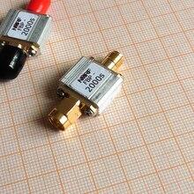 2000 МГц РЧ коаксиальный полоса пропускания пилы фильтр, 1 дБ Полоса пропускания 5 МГц, SMA интерфейс