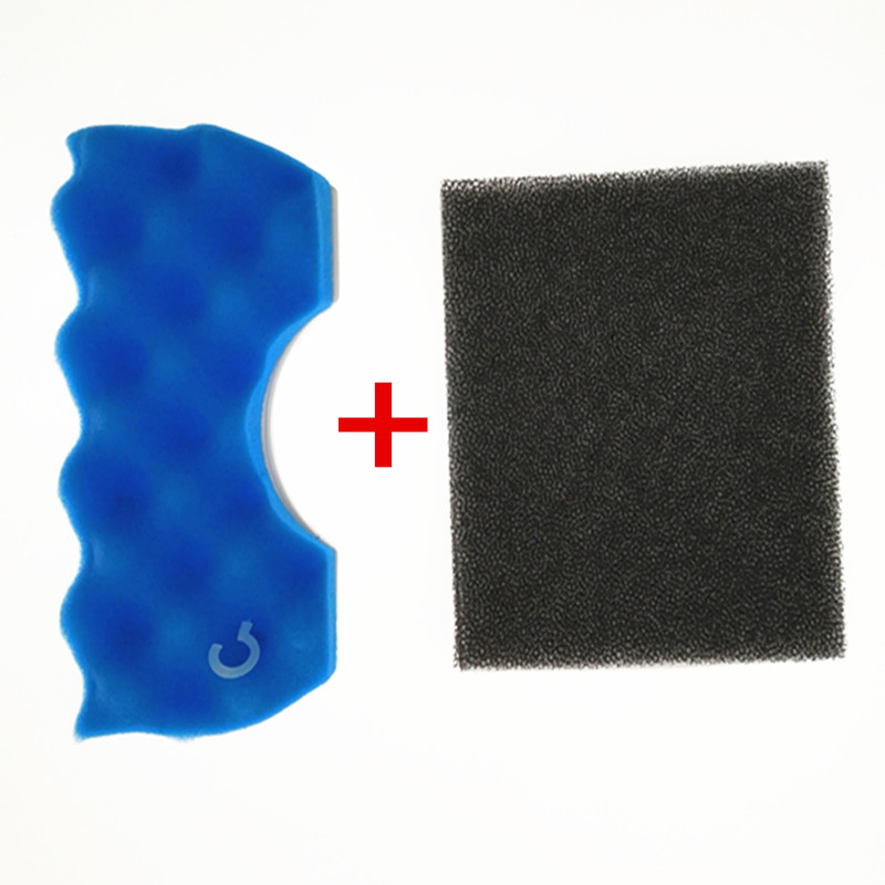 Foam Filter Cleaning Filter Fit For Samsung DJ63-00669A SC43-47 SC4520 SC4740 VC-9625 VC-BM620 Etc Vacuum Cleaner Parts