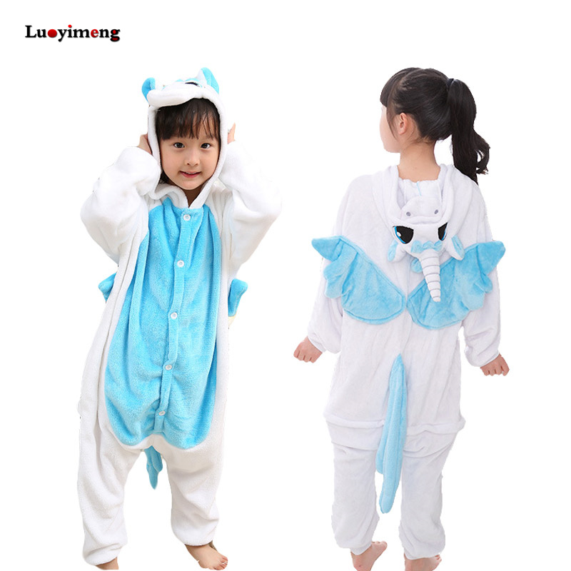 4ba36fd242fc Detail Feedback Questions about Baby Cute Unicorn Pajamas For Girls Winter  Warm Panda Licorn Sleepwear Children Onesies Pijamas Kids Cartoon Animal  Pyjamas ...