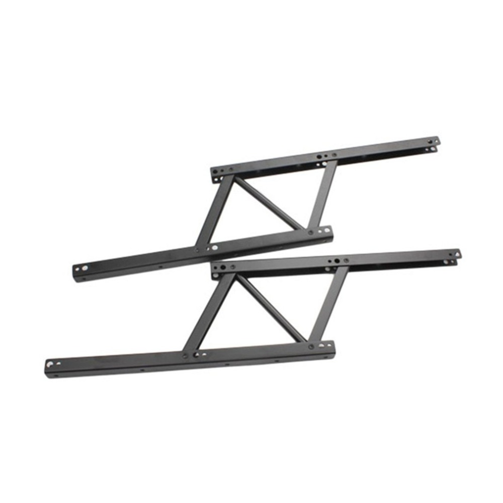 Methodical Lift Up Top Coffee Table Lifting Frame Mechanism Hinge Hardware Accessories Fitting With Spring Folding Standing Desk Frame Rapid Heat Dissipation