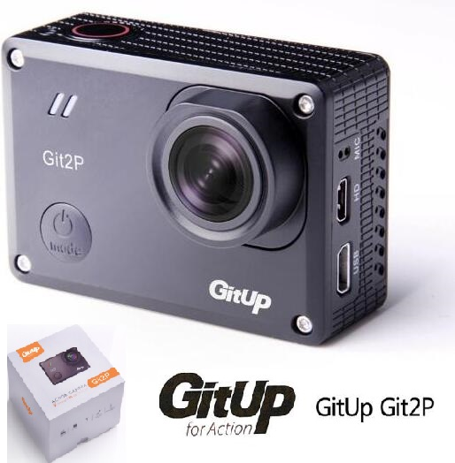 original gitup git2 pro wifi sports camera 2k 1080p 60fps. Black Bedroom Furniture Sets. Home Design Ideas