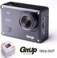 Original GitUp Git2 Pro Wifi Sports Camera 2k 1080p 60fps Full HD For For Panasonic MN34120PA