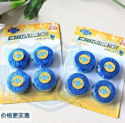Blue toilet bowl cleaner blue bubble jiece po toilet automatic 4 0.22 cleanser