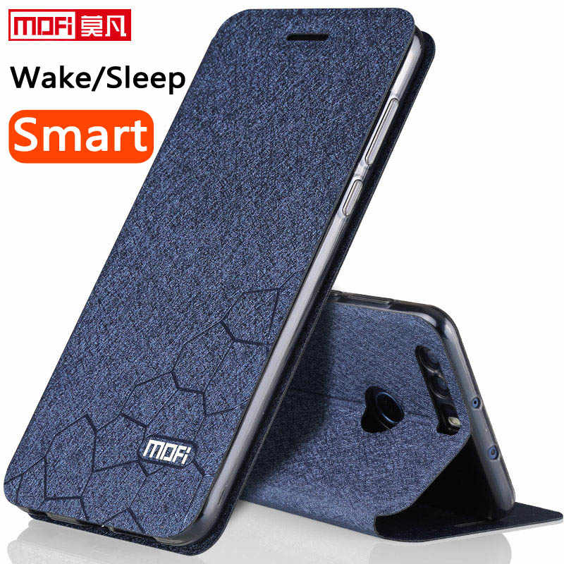 huawei honor 8 case leather 5.2 inch 3gb 4gb original huawei honor 8 cover black flip funda ultra thin silicon honor8 coque mofi