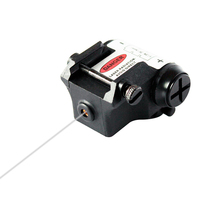 Drop shipping Laserspeed 9mm laser mini IR sight infrared laser scope for subcompact pistol handgun weapon