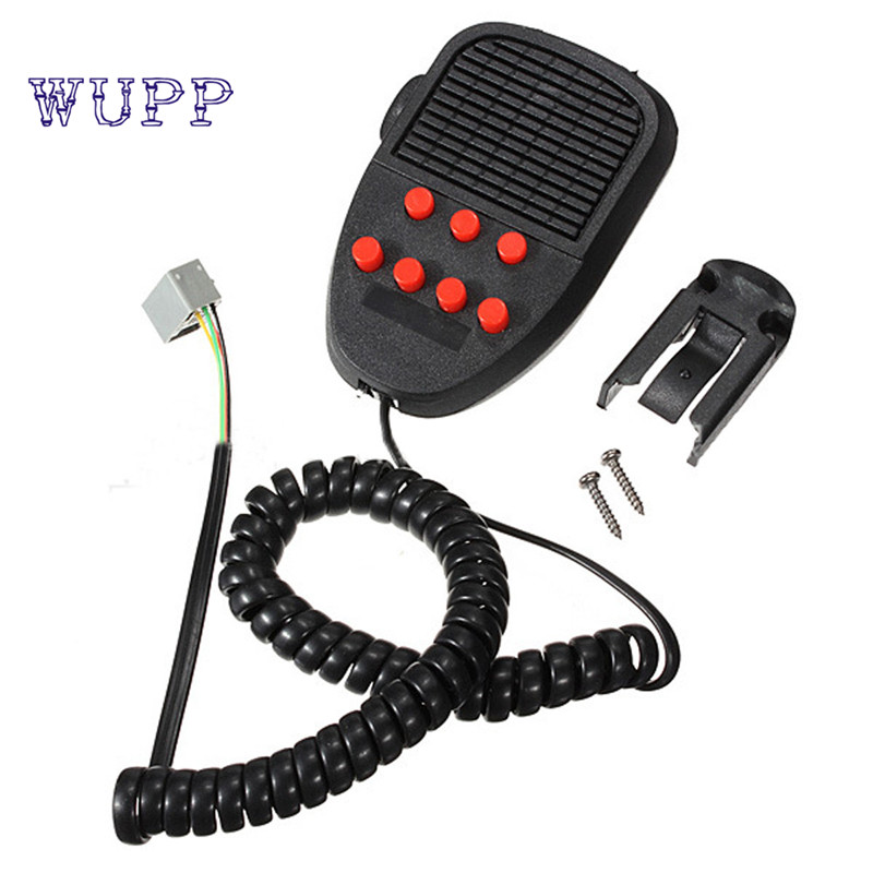 Horn Siren Speaker Alarm Loud 12V 100W 7 Sounds Tone for Car Van Truck Boat 130d quality hot new fashion 17july18