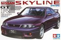 Tamiya 24145 Automotive Model 1/24 Nissan Skyline GTR Cars Model Kit GT-RV-SPEC Free Shipping