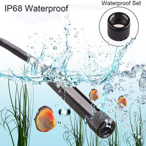 Image 3 - Wireless WiFi Endoscope HD 1200P Mini Waterproof Soft Cable Inspection Camera 8mm 8LED Borescope for IOS Android PC Soft Line