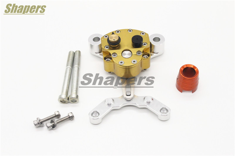 2015 New Arrival Motorcycle Steering Damper with Mounting Kit For KTM 690 DUKE 2012 2015